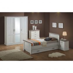 Chambre à coucher ELLA (3...