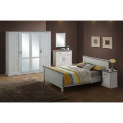Chambre à coucher ELLA (4...