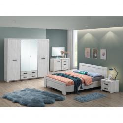 Chambre à coucher ELVIS (4...