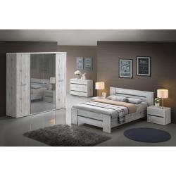 Chambre à coucher EVI (4...