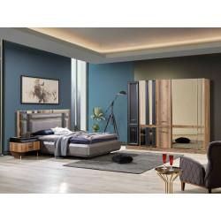 Chambre à coucher MERLIN